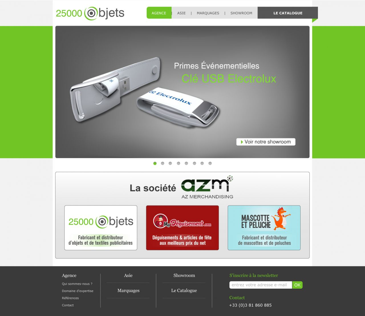 COMMUNICATION WEB : Templates, Bannières, Web Design... 10